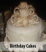 Wedding Cakes, Wedding cakes Brooklyn, Birthday Cakes, Kosher Cakes,NY