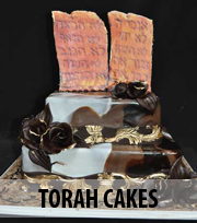 Kosher Cakes, Torah cakes, Brooklyn, Cakes, Custom Kosher Cakes